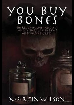 Marcia Wilson - author of You Buy Bones