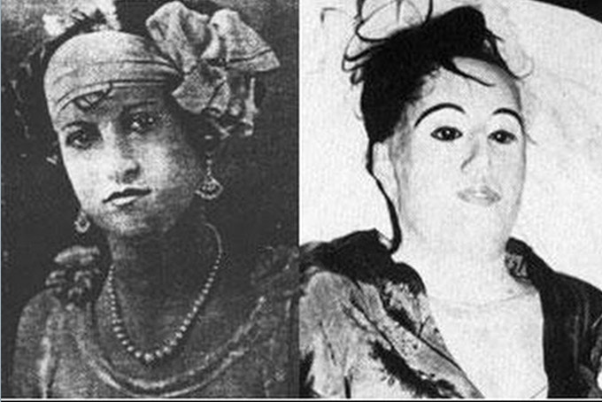Elena Hoyos - Before / After