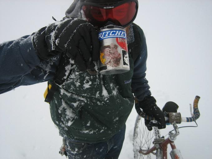 Ben and the original Coffee Brake Mug