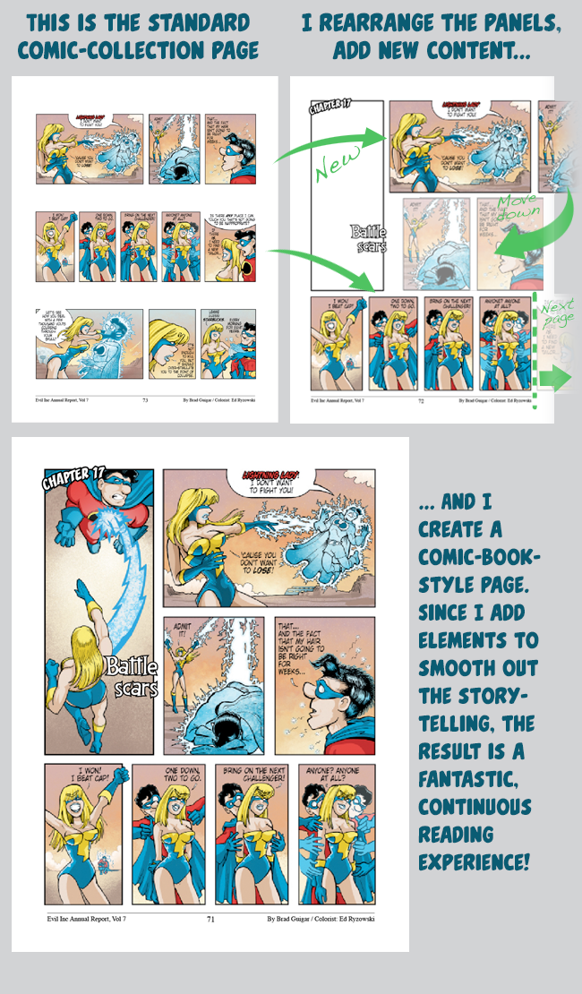 using comic strips as a book report alternative The world's most popular and easy to use comic and storyboard creator.