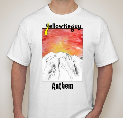 "YellowTieGuy ""Anthem"" T-Shirt"