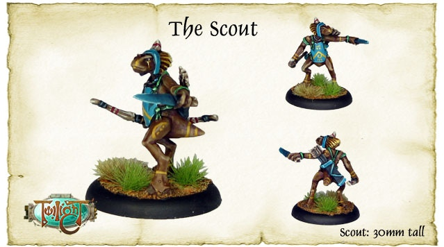 The Casanii Scout