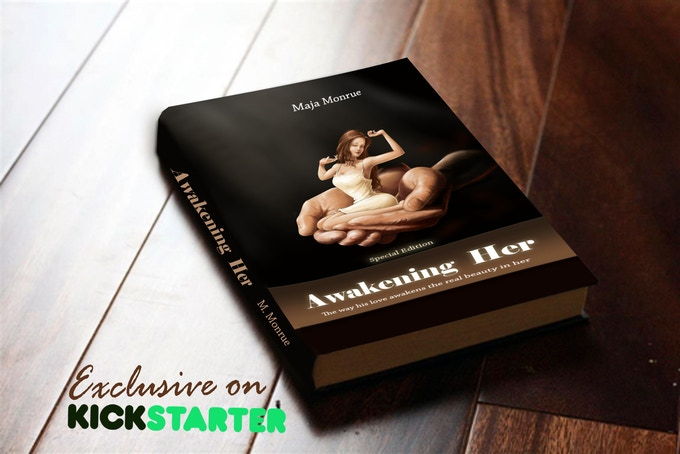 Exclusive for Kickstarter backers - Awakening Her - Hardcover Special Edition