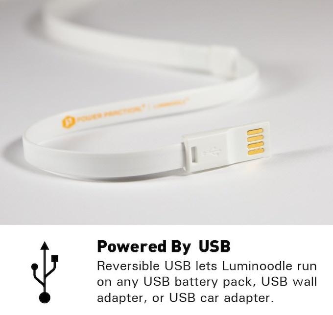 Luminoodle Color Amp Basecamp Versatile Amp Portable Lighting