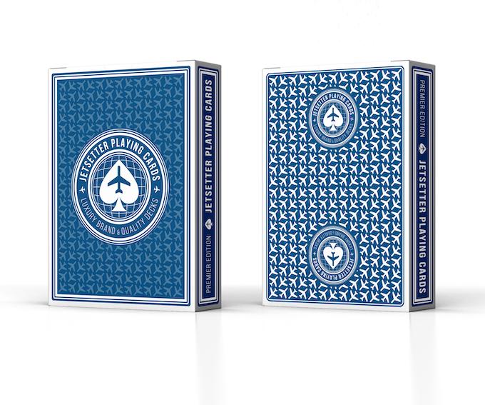 Tuck Box for the Premier Edition in Altitude Blue