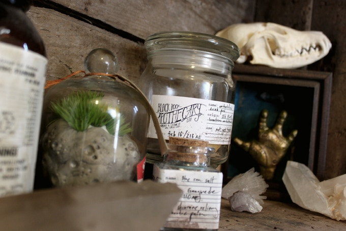 Props from the Last Apothecary