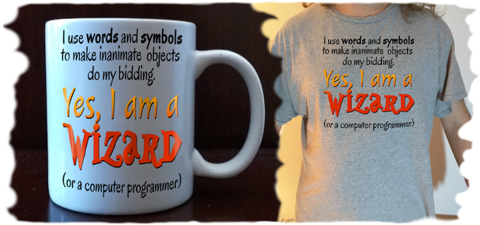 Our Exclusive 'I Am A Wizard' Rewards