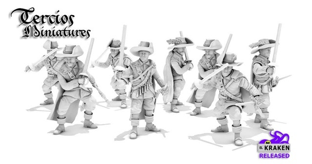Swordmen Pack