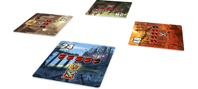 Human player will play first and draw 5 cards. He will ignore the enemy shields and perform an assault.