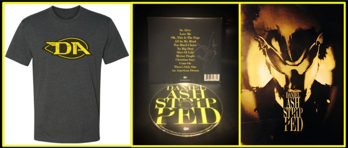 Some of our Daniel Ash goodies