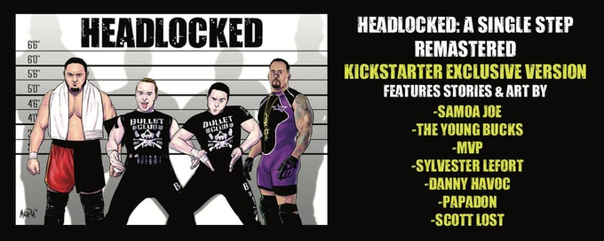 Headlocked: A Single Step Remastered