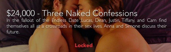 Two Naked Gay Guys Webseries by Conan McKegg —Kickstarter