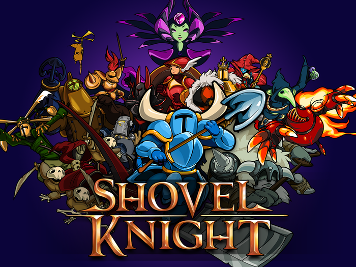 Shovel Knight para Nintendo Switch