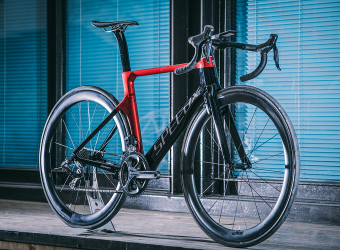 SpeedX Leopard | the first ever smart aero road bike by ...