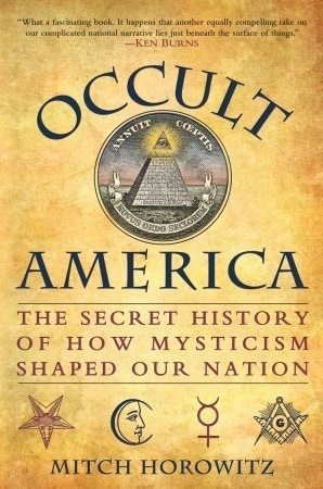 Signed Copy of Occult America by Author Mitch Horowitz