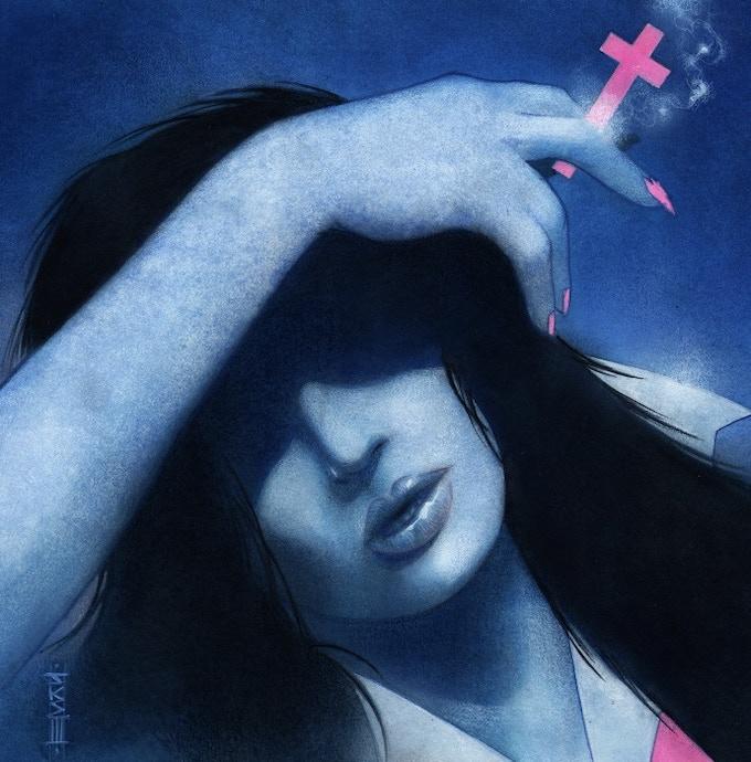 Vampirella / Marianne Faithfull