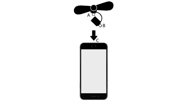 SmartFan - simple and fun to use