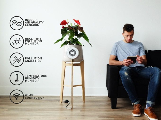 Bildergebnis für clairy air purifier