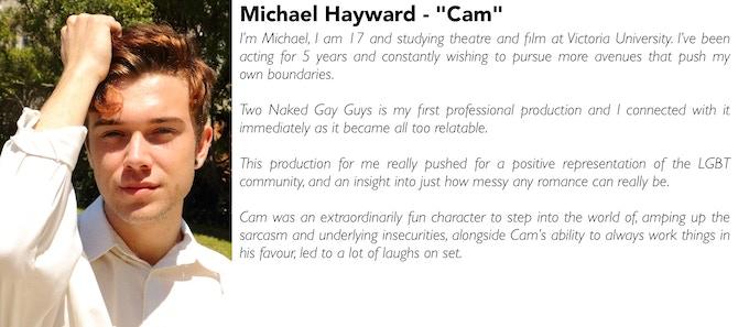 Two Naked Gay Guys Webseries by Conan McKegg — Kickstarter