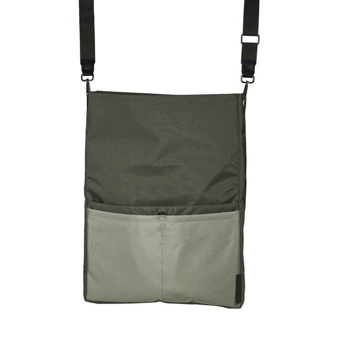 Grey Ohyo Bag in 24 litre Grocery Mode