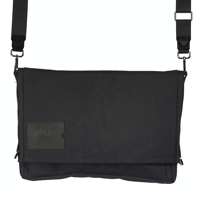 Black Bag in Messenger Mode