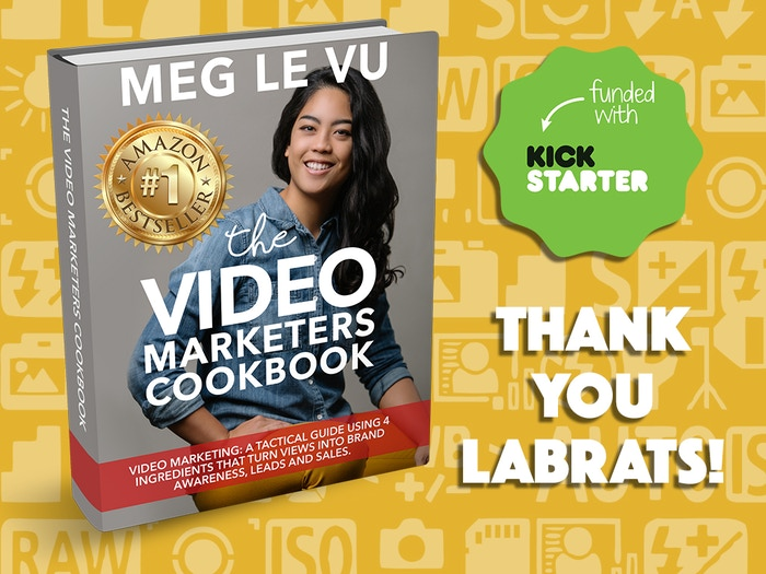 Create high quality video without paying high prices for production in this step-by-step guide to video marketing from Meg Le Vu.