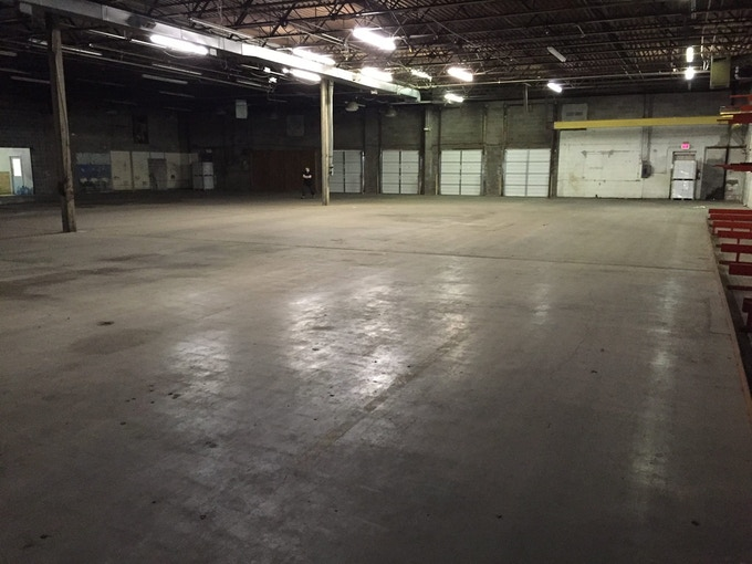 The Workshop's Leased Space