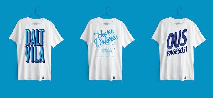 Camisetas 145gr Hombre. 100% algodón.