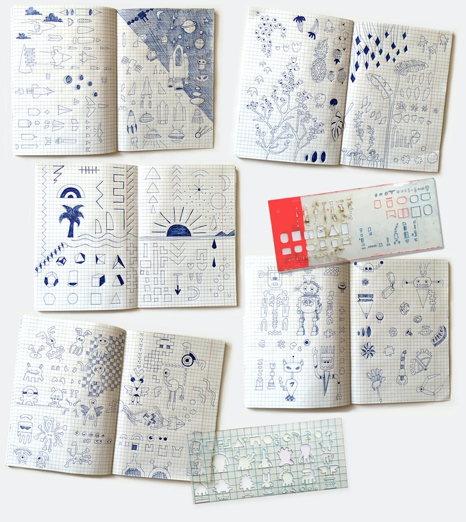 Sketches and prototypes