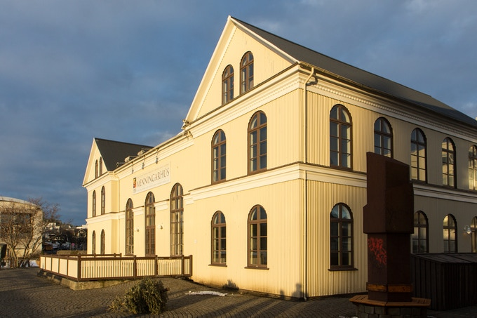 Material 2016 will happen at Iðnó, a 120 year old theatre