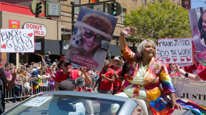 A new documentary film about the life and campaigns of transgender elder and pioneering civil rights activist Miss Major Griffin-Gracy, currently screening at festivals around the world.