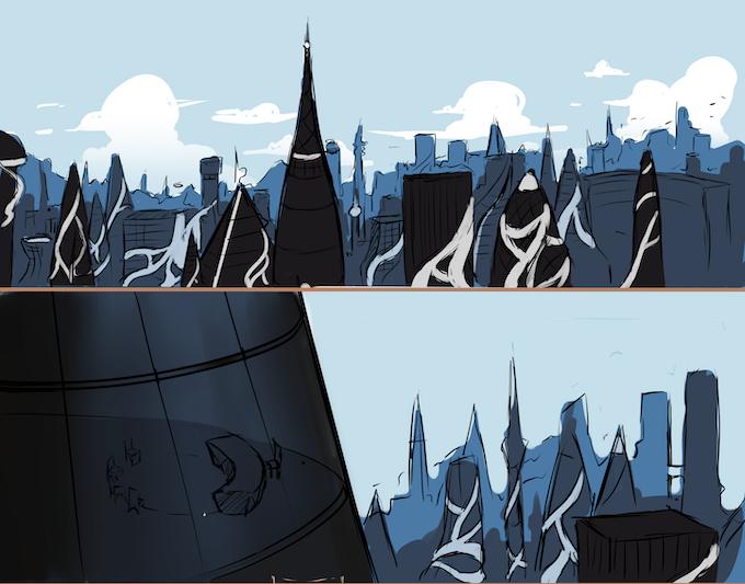 New Jessica skyline