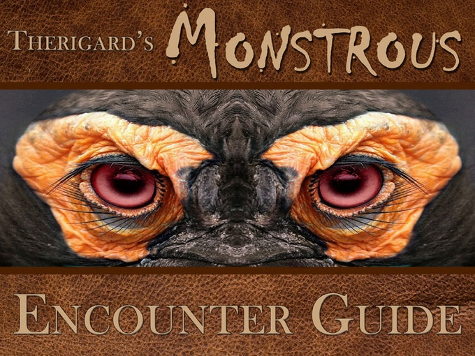 Back at the $10 level or higher to receive this monster-ific encounter guide that will grow with the Kickstarter