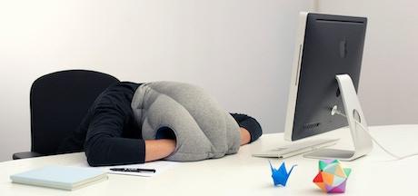 Ostrich Pillow By Studio Banana Kickstarter