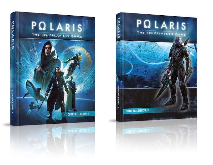 Polaris RPG - Core Rulebook 1 & 2