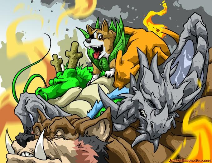 Toki the Dragonslayer