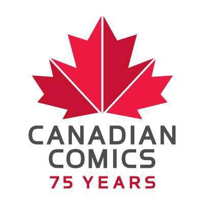 Celebrating 75 years of Canadian Comics in 2016!