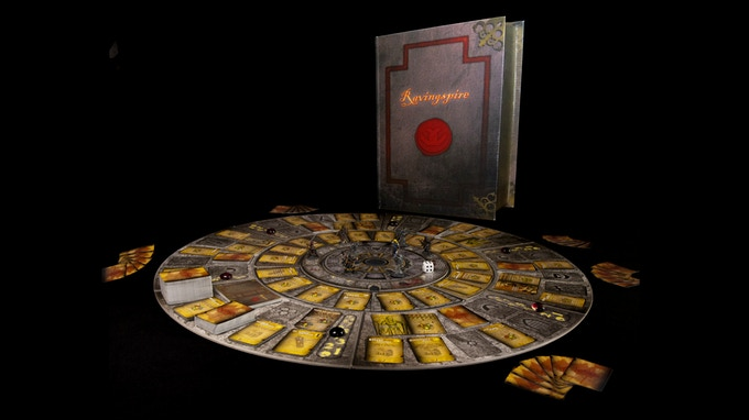 Ravingpsire Boardgame