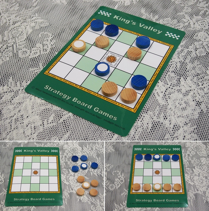 Shared Board Cause To Pause: King's Valley Board Game By Doug Masiel —Kickstarter