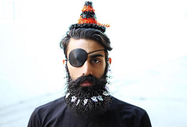 Beardy Halloween!