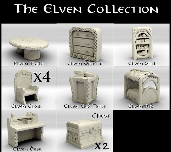 The Elven Collection
