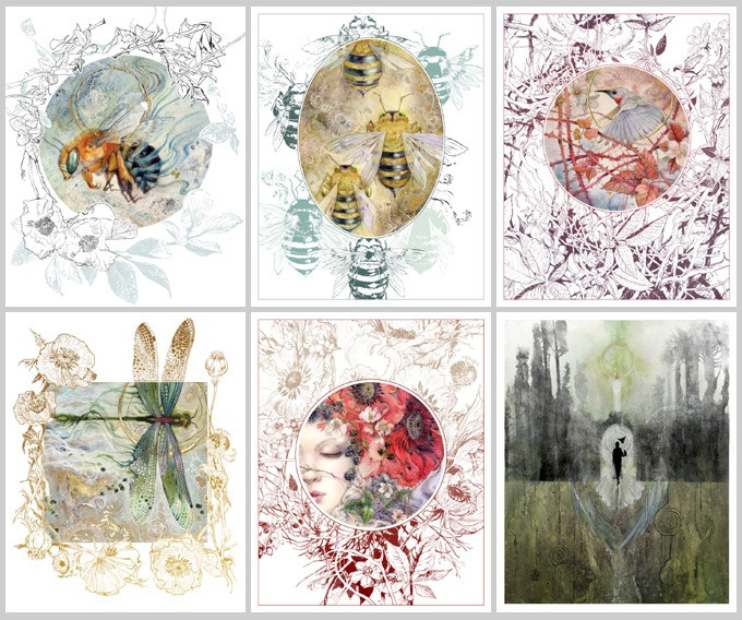 Visit http://descants.shadowscapes.com/prints to get a closer look at these!