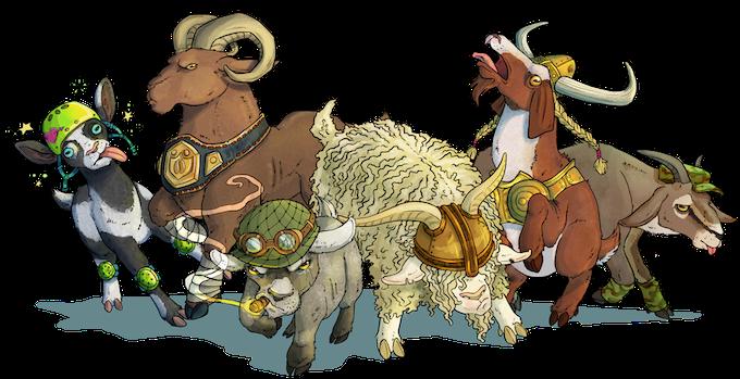 Goats Of War