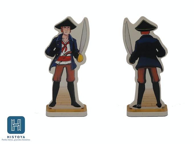 Joseph le corsaire - HIP 0008