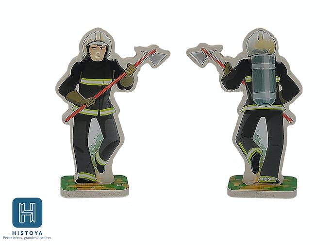 Luc le pompier - HIP 0004