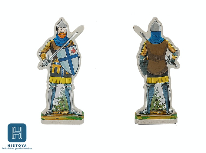 Godefroy the Knight - HIP 0001