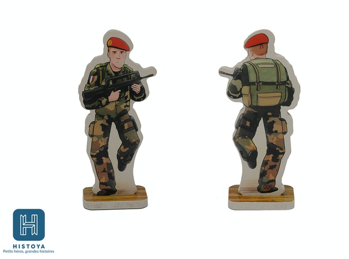 Hugo the soldier - HIP 0006