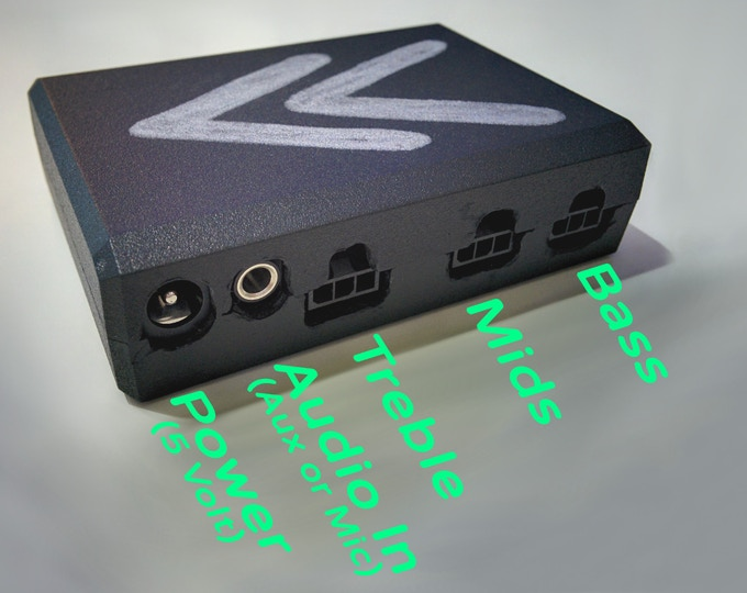 ViVi | Music LED Controller on BackerClub