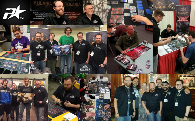 Good times – in our FLGS and on the road!