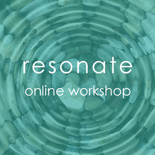 resonate online branding & marketing workshop